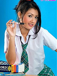Hot Schoolgirl Thai